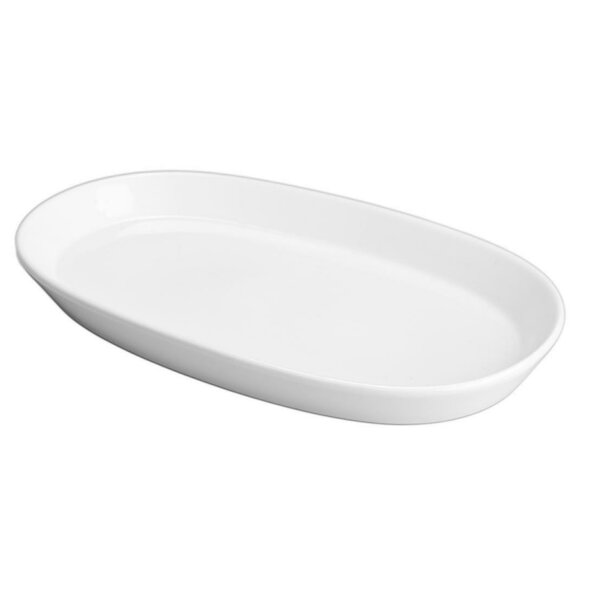 Lido 8 Oval Plate (Set of 4) by BIA Cordon Bleu