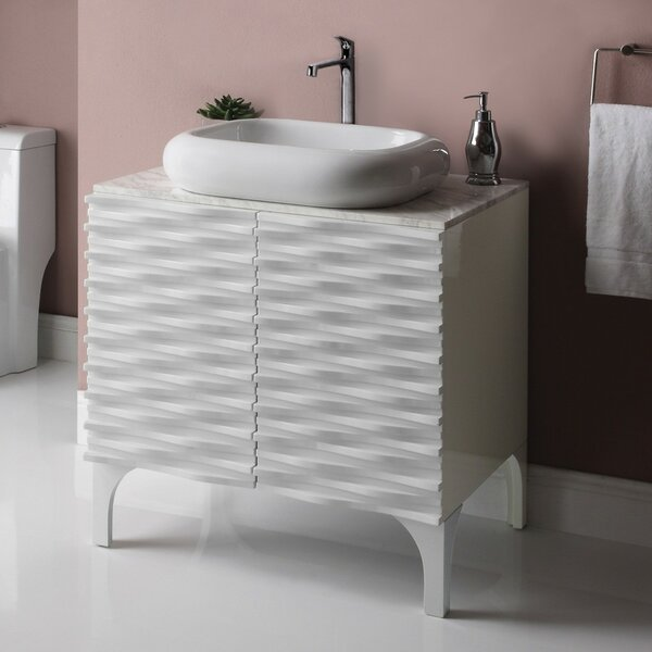 Sophia 30 Single Bathroom Vanity Set by DECOLAV