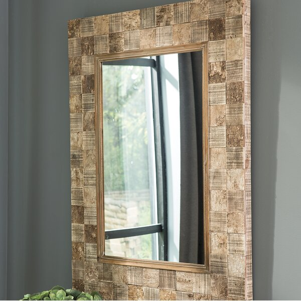 Cowan Accent Mirror by Fleur De Lis Living