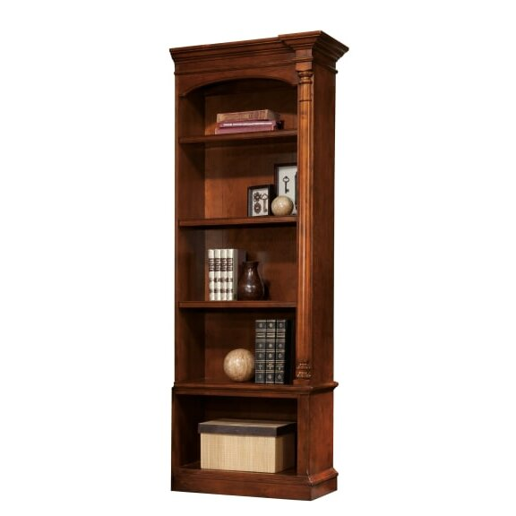 Caylee Right Pier Standard Bookcase by Darby Home