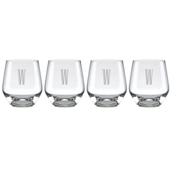 Lenox Tuscany 16 oz. Crystal Cocktail Glass (Set of 4) by Lenox
