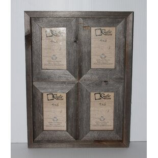 Collage Floating Rustic Picture Frames Youll Love Wayfair