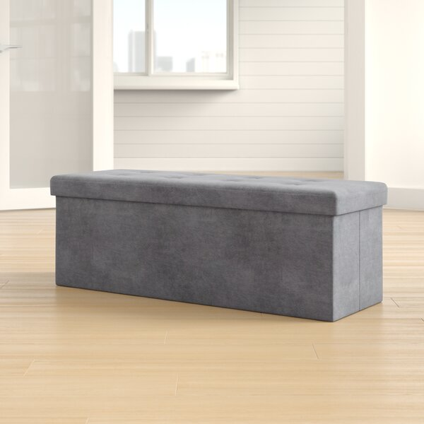 Casner Storage Ottoman by Rebrilliant