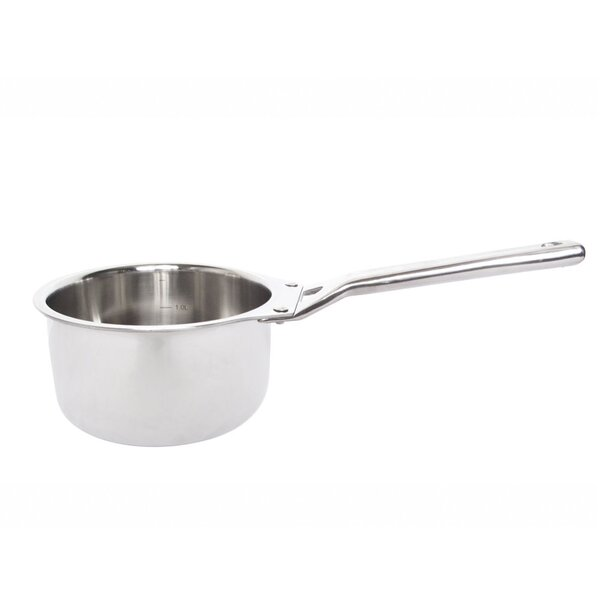 Gourmet 2.5-qt. Saucepan by True Induction