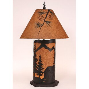 Order Giselle Cabin 34 Table Lamp By Loon Peak