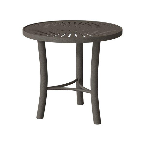LaStratta Metal Coffee Table by Tropitone