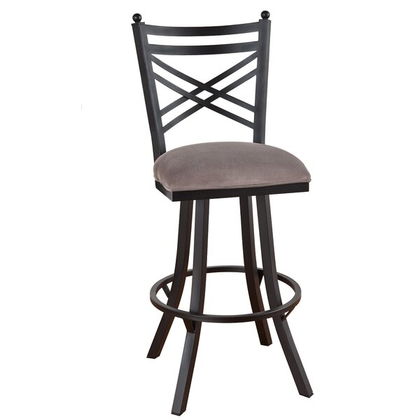 Rochester 34 Swivel Bar Stool by Callee