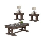 Colyt 3 Piece Coffee Table Set by Foundry Select