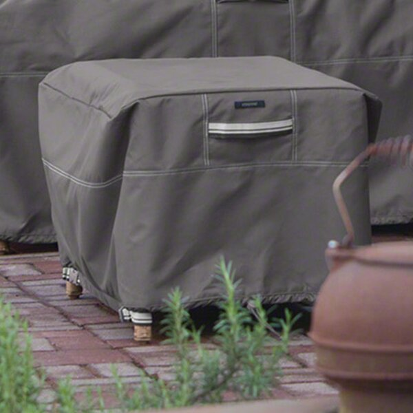 Rectangular Fire Pit Cover by Freeport Park