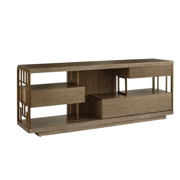 Sherpa TV Stand For TVs Up To 88 Inches By Wrought Studio