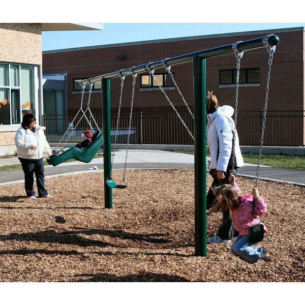 T-Swing Set by Kidstuff Playsystems, Inc.