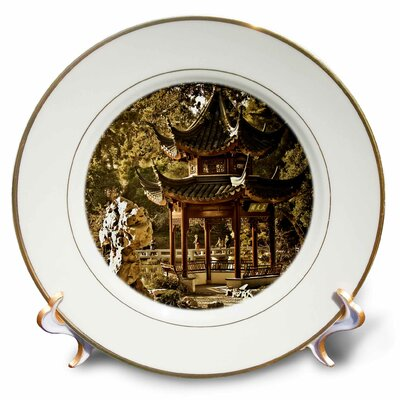 Chinese Garden Pagodas Wayfair