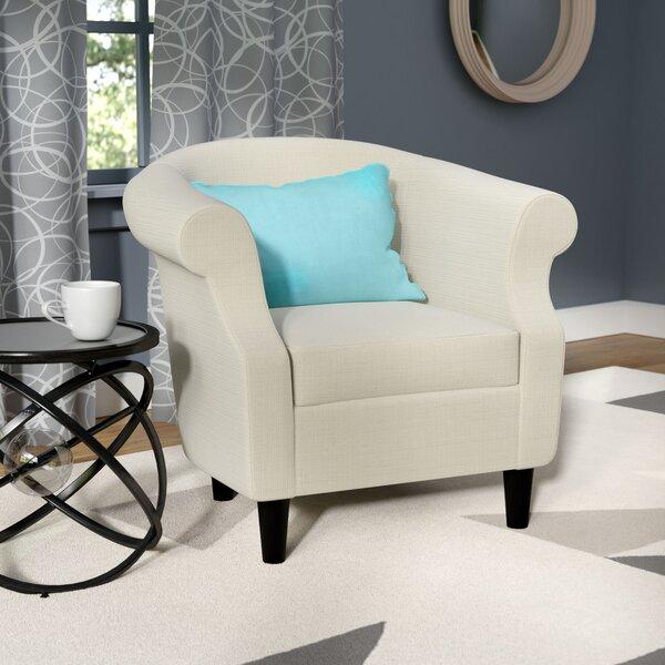 Marsdeni Barrel Chair By Latitude Run