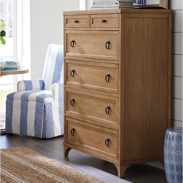Newport 6 Drawer Chest by Barclay Butera