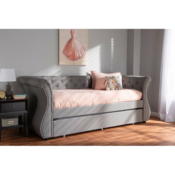 Lovisa Twin Daybed With Trundle By Canora Grey