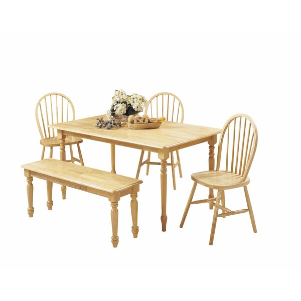 Aptos 6 Piece Dining Set By August Grove