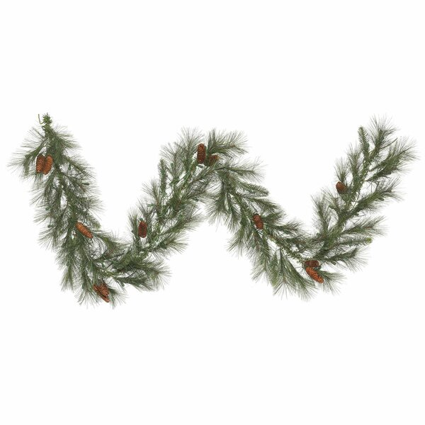 Mix Pine Garland by The Holiday Aisle