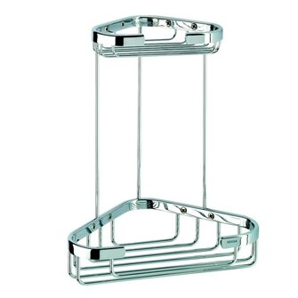 Basket Shower Caddy by Geesa by Nameeks