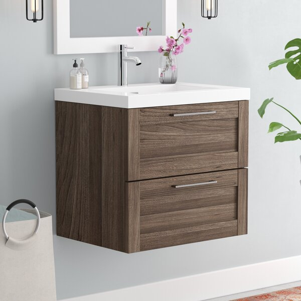 Fritz 24 Single Bathroom Vanity by Ivy Bronx