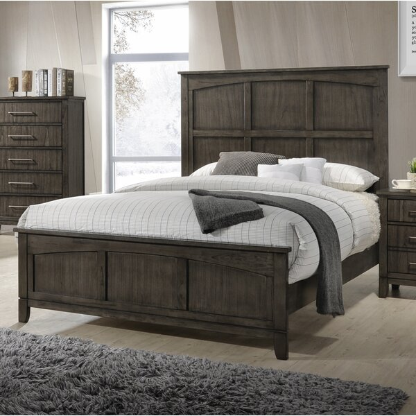 Bedfordshire Panel Bed by Three Posts
