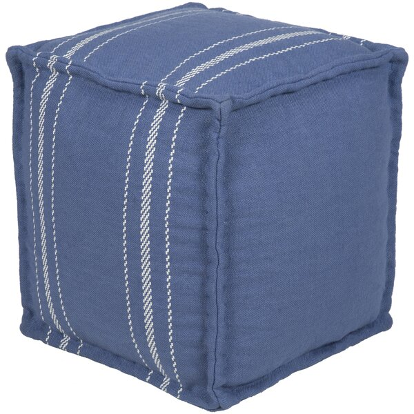 Bridgecliff Pouf by Gracie Oaks