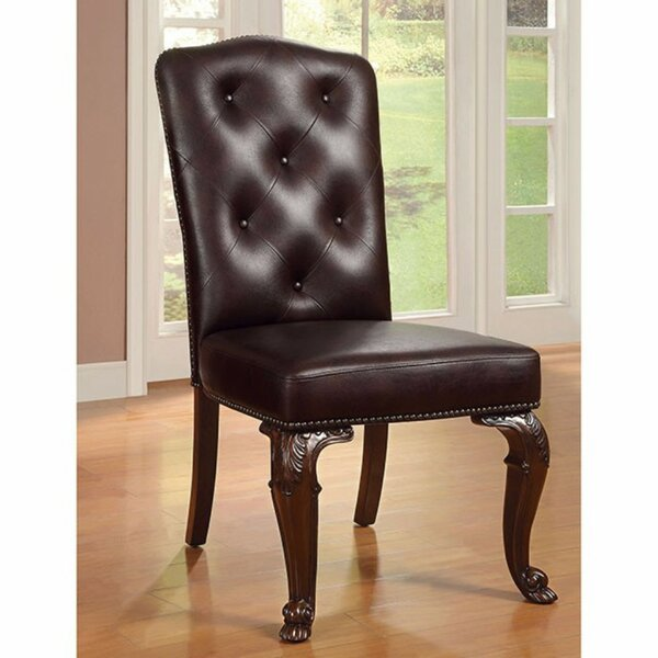 Barwood Upholstered Side Chair (Set of 2) by Astoria Grand Astoria Grand