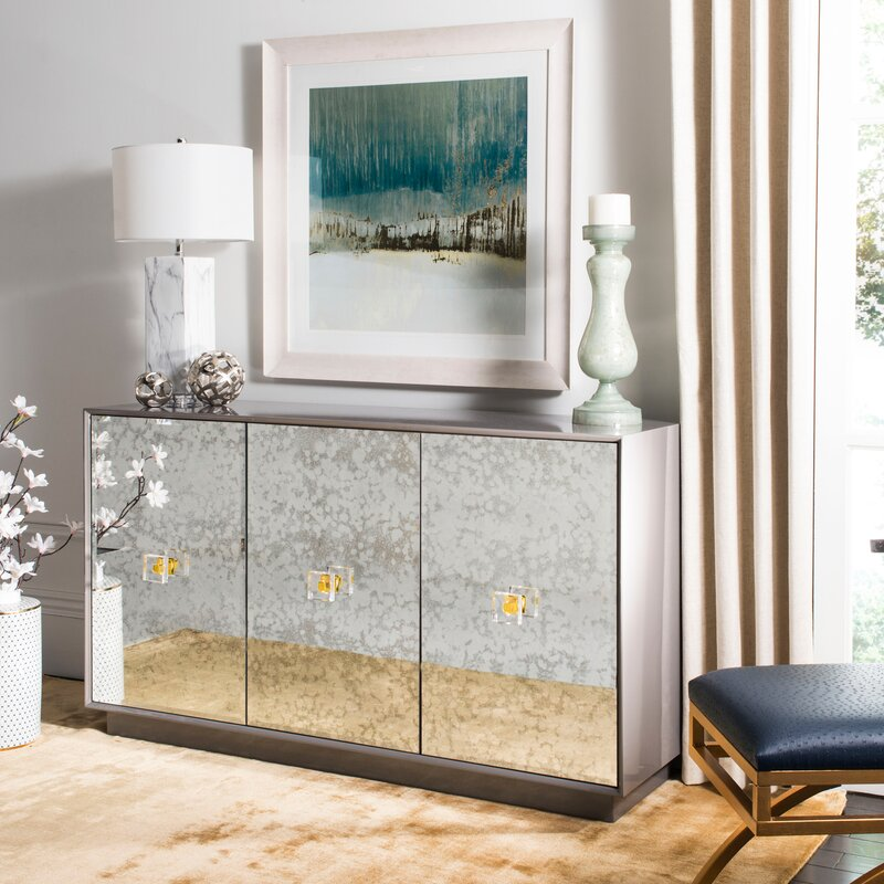 Ormond Eglomise Sideboard