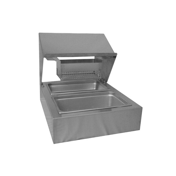 Countertop Bread and Batter Station by PVIFS