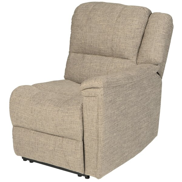 Review Turkan Left Hand Recliner Home Theater Sectional