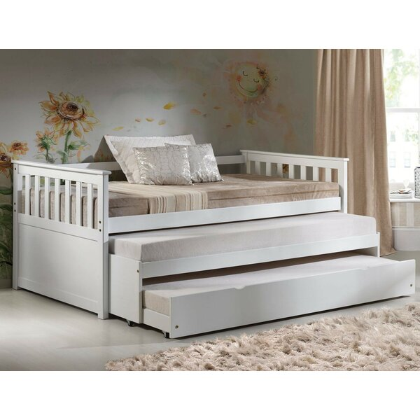 Joleen Twin Daybed with Trundle by Red Barrel Studio