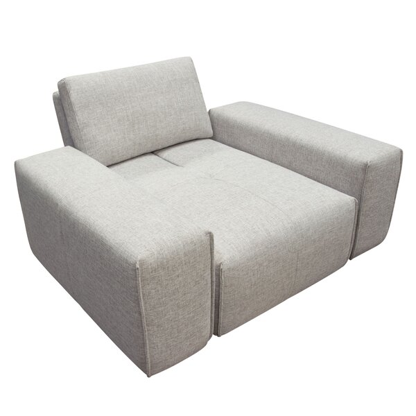 Jazz Armchair by Diamond Sofa