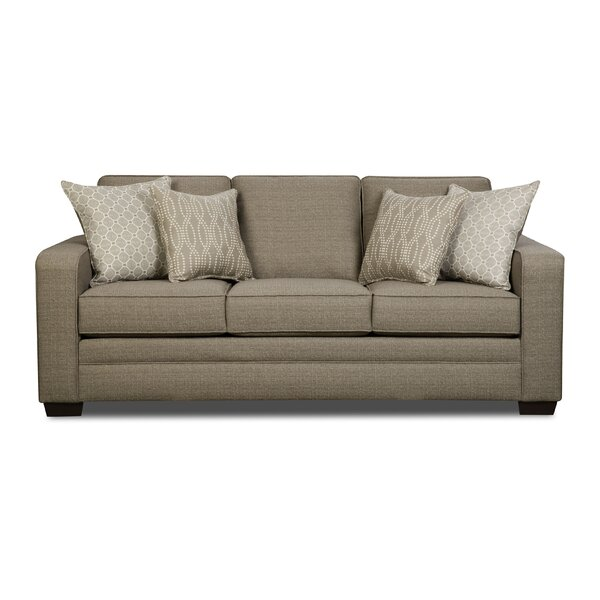 Simmons Upholstery Cornelia Sleeper Sofa by Latitude Run