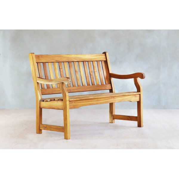 Zelaya Teak Garden Bench by Masaya & Co