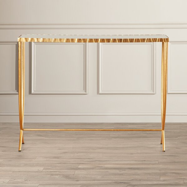 Moura Console Table by Willa Arlo Interiors