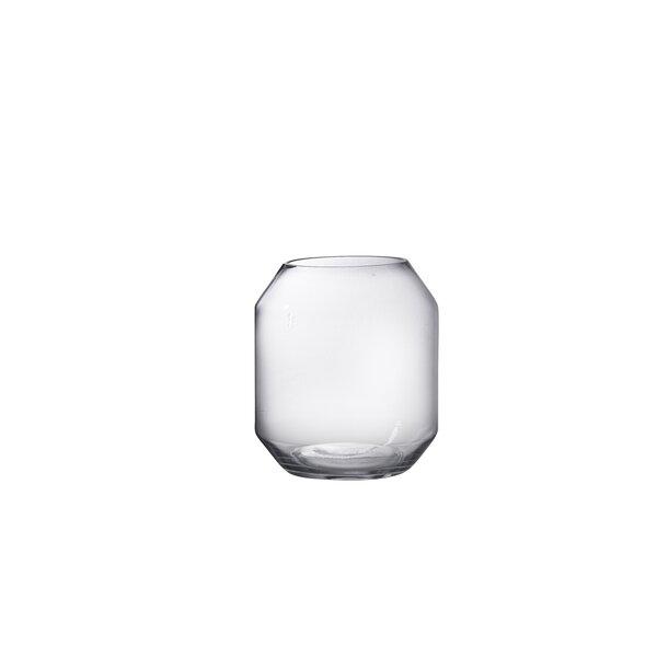 Contempo Glass Hurricane by Charlton Home