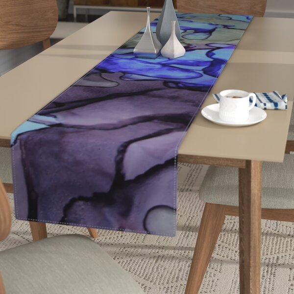 Claire Day String Theory Table Runner by East Urban Home
