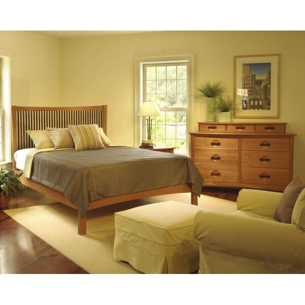 Berkeley Platform Bed by Copeland Furniture