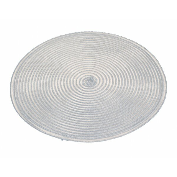 Dull Spiral Placemat (Set of 4) by Red Barrel Studio