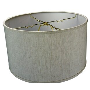 Look for 18 Linen Drum Lamp Shade By Darby Home Co