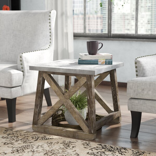 Wasco End Table By Trent Austin Design Wonderful