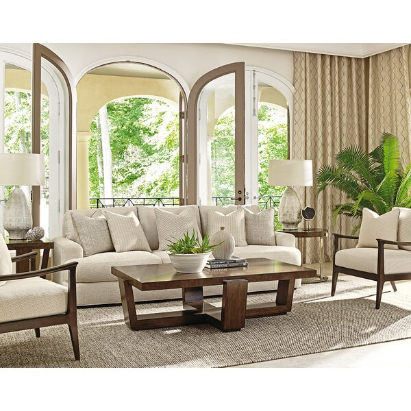 Laurel Canyon 3 Piece Coffee Table Set by Lexingto