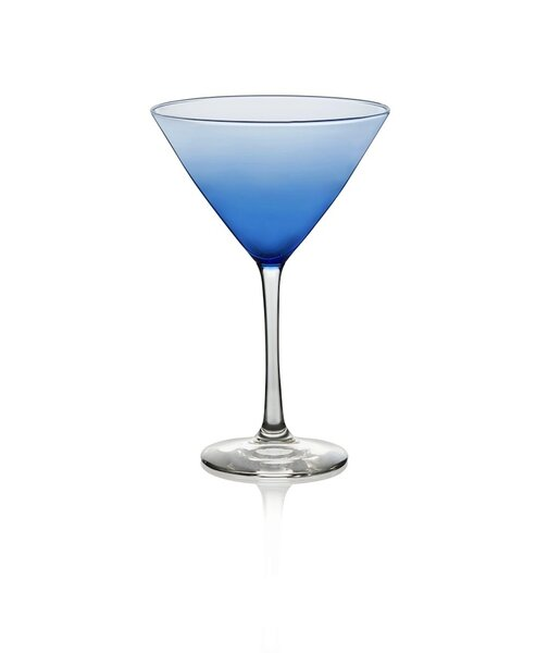 Bowl Martini 12 oz. Glass Cocktail Glass (Set of 6) by Libbey