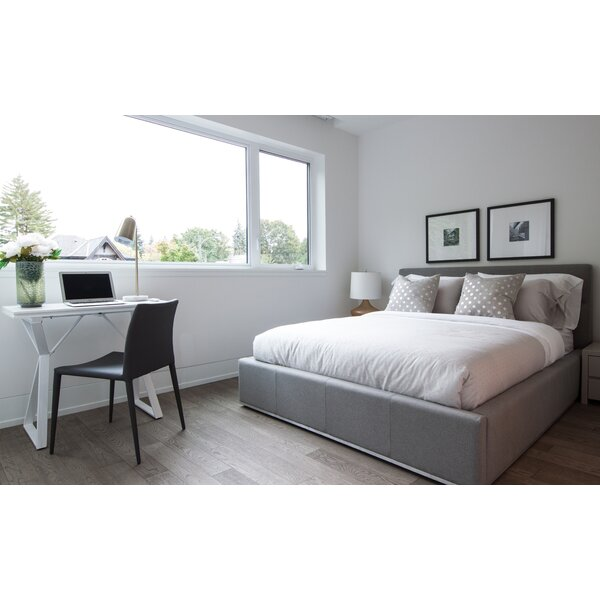Ballou Upholstered Platform Bed by Orren Ellis