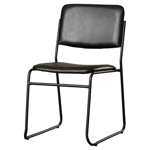 Jackston Metal Stacking Guest Chair by Zipcode Design