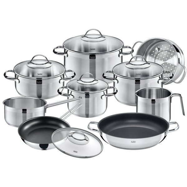 Achat 14-Piece Cookware Set by WMF Americas