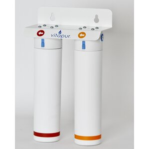 Sediment and Carbon Replacement Filter (Set of 2) by vitapur