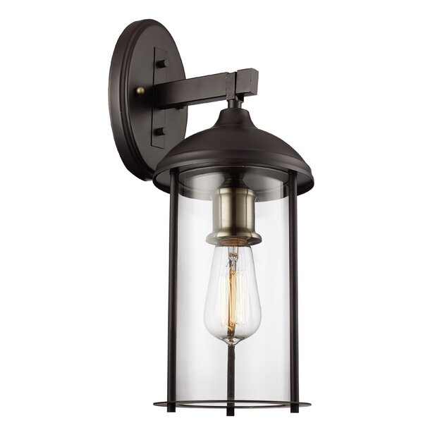 Marshall1-Light Outdoor Wall Lantern by Trent Austin Design