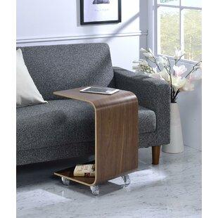 Drews Bentwood End Table ByGeorge Oliver