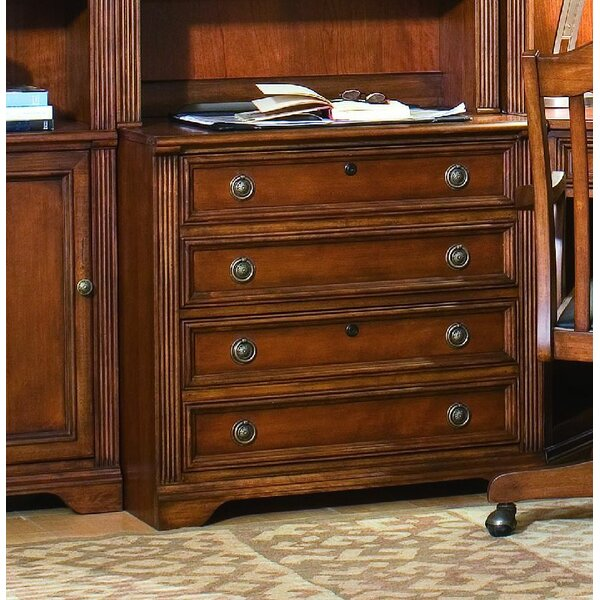 Brookhaven 2-Drawer  File by Hooker Furniture