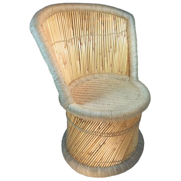 Hogge Barrel Chair by World Menagerie
